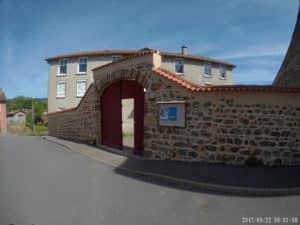 Maison d'accueil groupes scolaires et colos, à Bully (Loire) - ARVEL