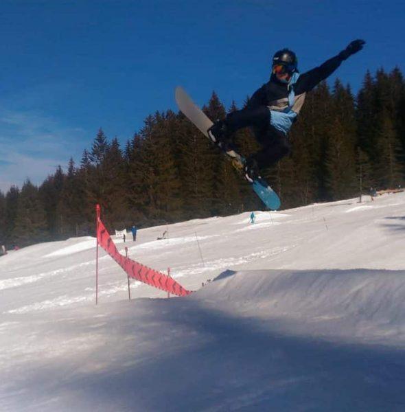 A fond la glisse, Ski ou Snow – 12/17 ans
