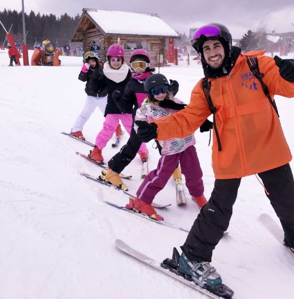 «Ski Nature», à Villard de Lans