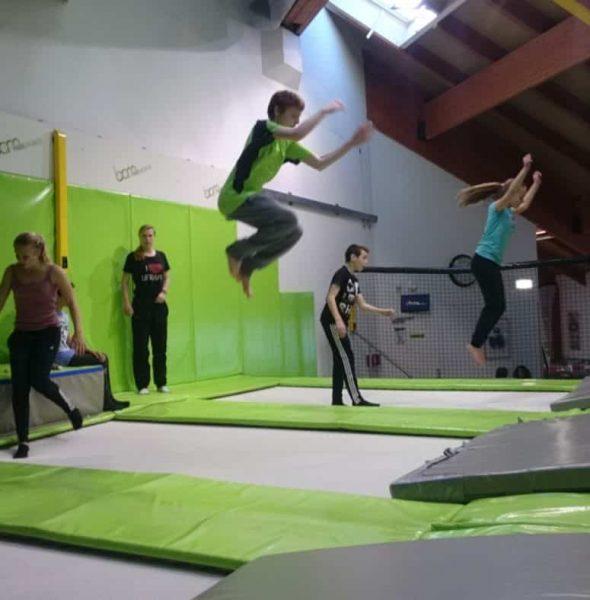 Colo freestyle «Graff & Jump»