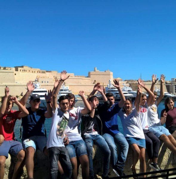 Séjour linguistique à Malte – 12/17 ans