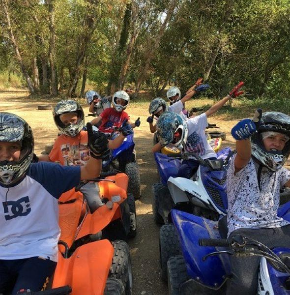 Séjour Quad'aventures – 10/15 ans