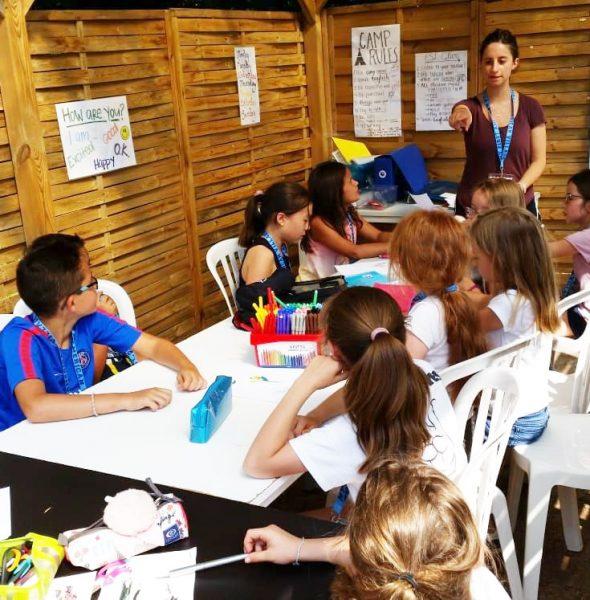British Village : une colo tout en anglais – 8/14 ans
