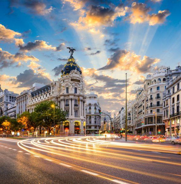 Séjour en Espagne, à Madrid – 14/17 ans