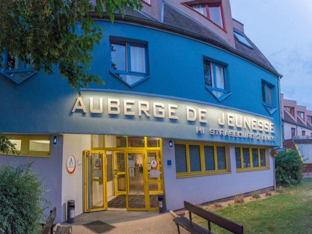 Auberge de jeunesse HI Strasbourg 2 rives