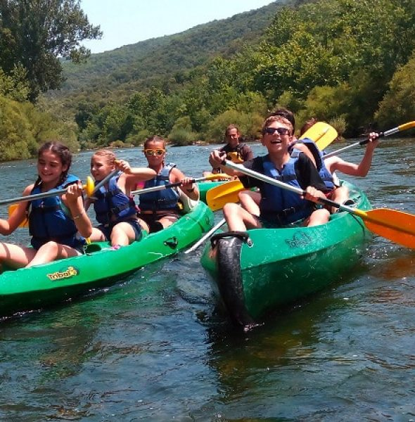 Séjour Summer camp – 6/12 et 13/17 ans