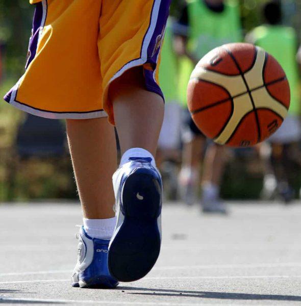 Colonie de vacances Basket – 8 à 17 ans