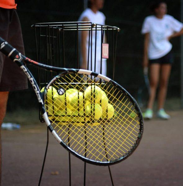 Tennis Academy : une colo 100 % tennis – 8/17 ans