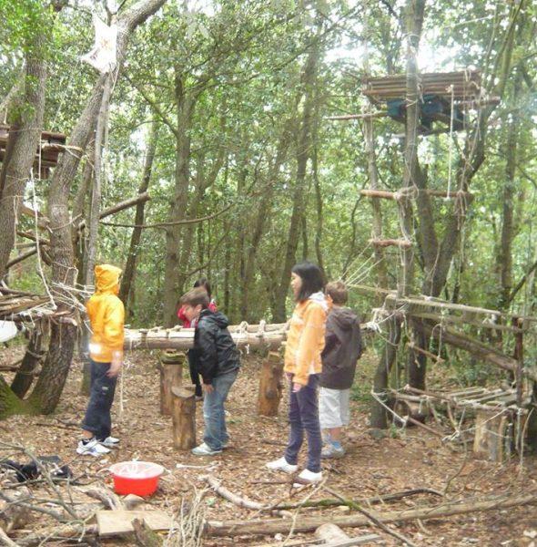 Colo Croq' Nature & Jeux – 6-11 ans