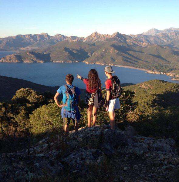 Colonie de vacances Tribu Corse – 11/17 ans