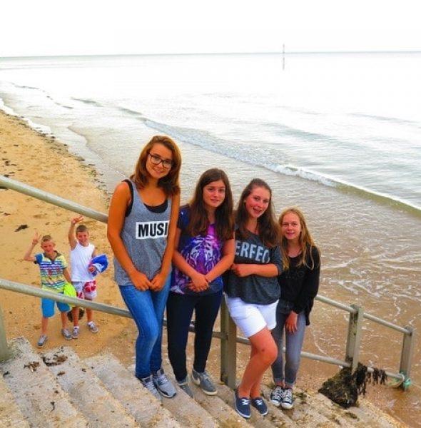 Séjour linguistique en duo en Angleterre – 10/15 ans