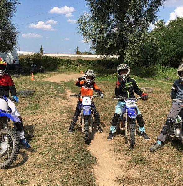 Colo «Découverte Moto» – Enfants 10/13 ans