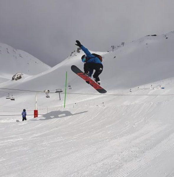 Séjour 100% glisse dans les Alpes – 6 à 17 ans