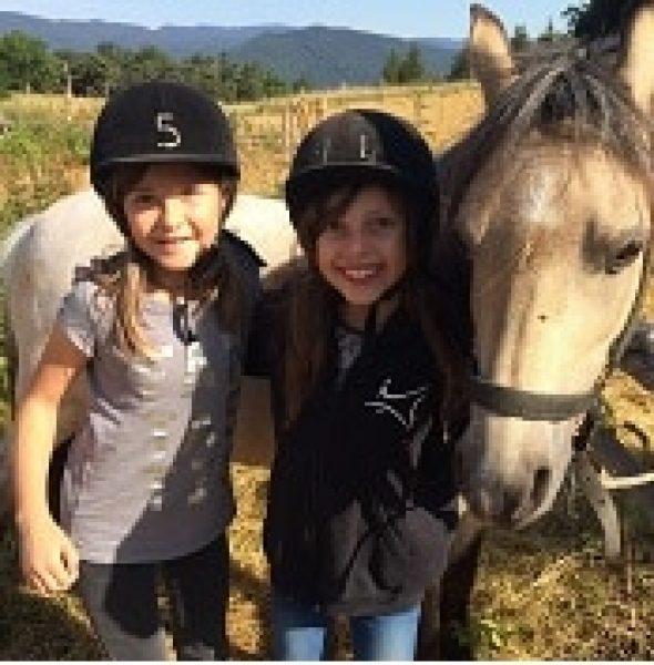 Colonie Coup de Cœur Poney – Enfants 6 à 11 ans