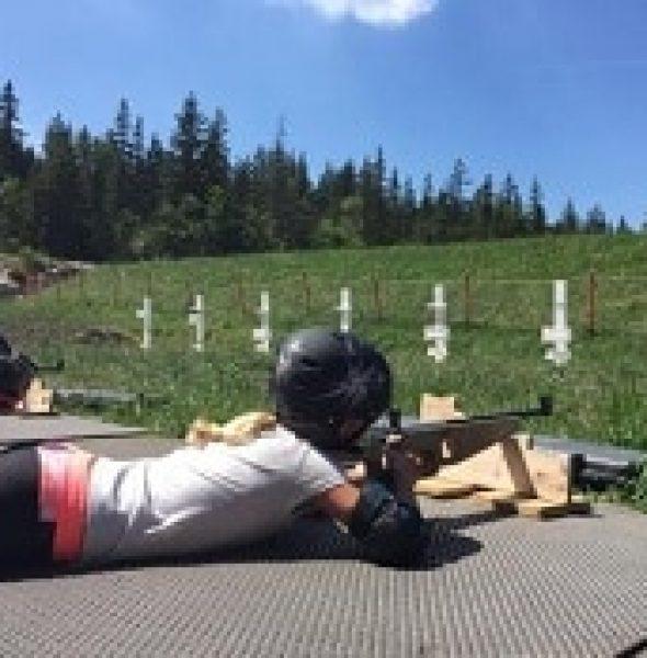 Colo Summer Camp Biathlon – 12 à 14 ans