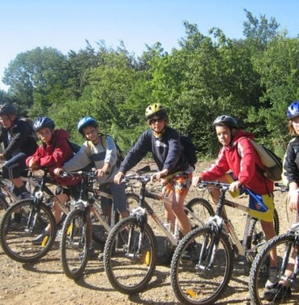 Colonie Voyage à vél'eau –  Ados 11/15 ans