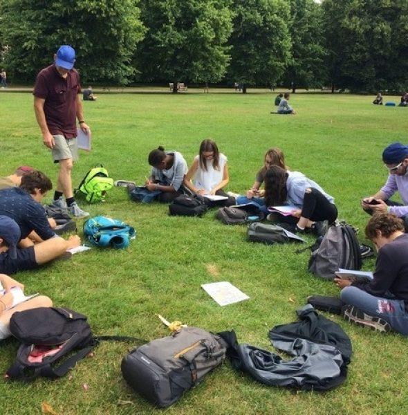 Séjour linguistique à Londres – 11/18 ans