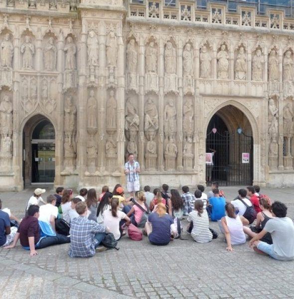 Séjour linguistique dans le Sussex – 11/18 ans