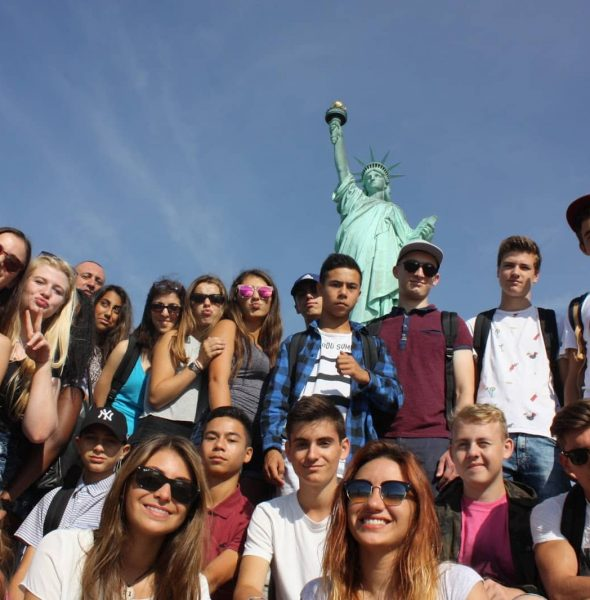 Colonie de vacances à New-York City – Ados 14 à 17 ans