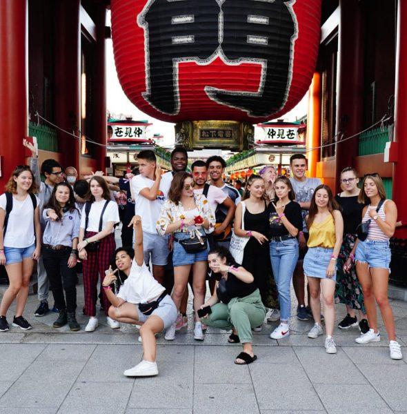 Séjour «Tendance & Fun : le Japon Hors du Temps» – Ados 14/17 ans