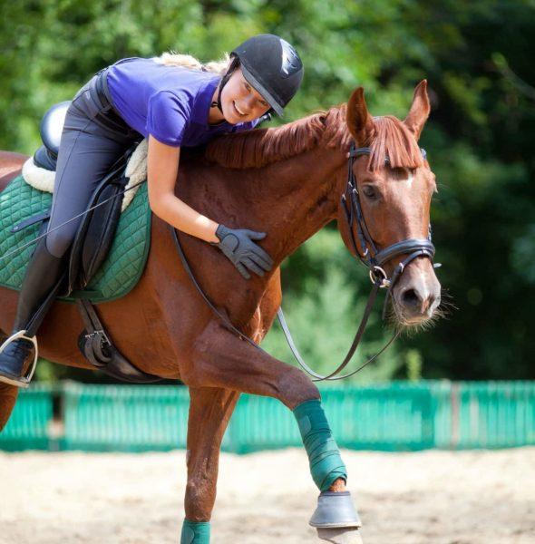 Colonie de vacances équitation – Enfants et ados 10 à 17 ans