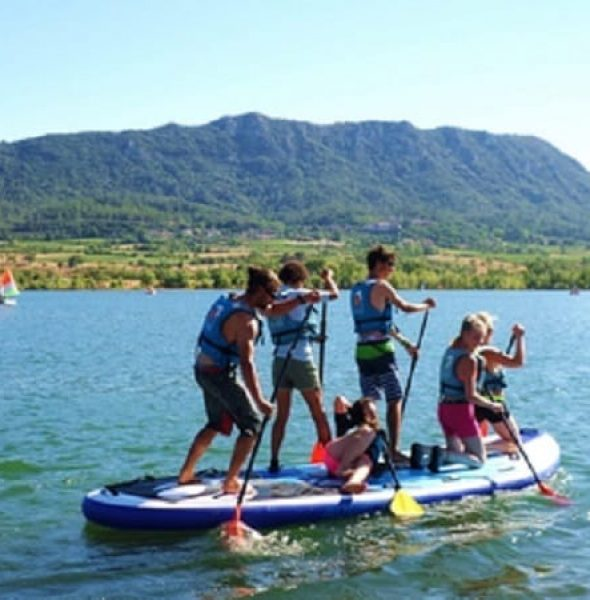 Séjour Aqua sports – 6/12 ans