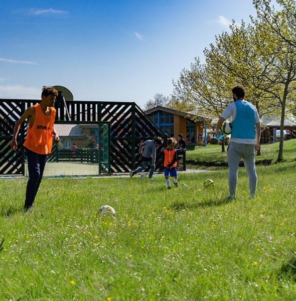 Séjour foot et nature, pour enfants et ados – 6/14 ans
