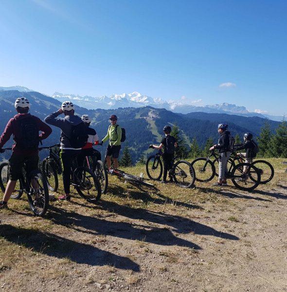 Stage VTT en montagne – Ados 12/16 ans