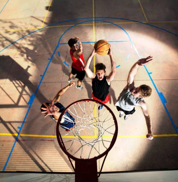 Colonie de vacances Basket – 6/12 et 13/17 ans