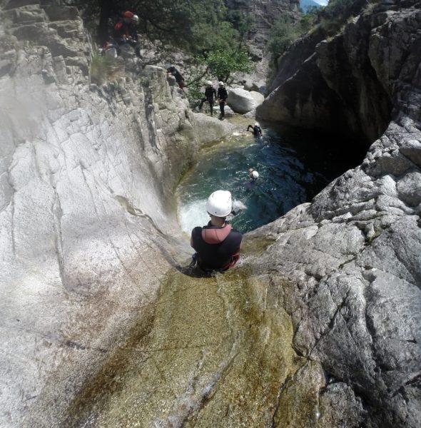 Colo «Corsica Dream» : sports, mer, montagne en Corse. Ados 14/17 ans