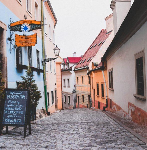 Cap à l'Est de Prague à Budapest – Ados 14/17 ans