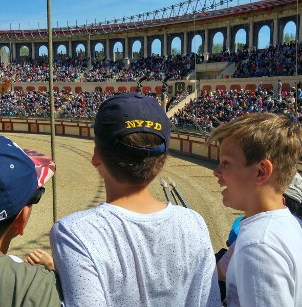 Colo «Futuroscope & Puy du Fou» – Enfants 6 à 12 ans