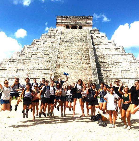 Colo «Playas y Mayas : le Mexique Magnifique» – Ados 14/17 ans