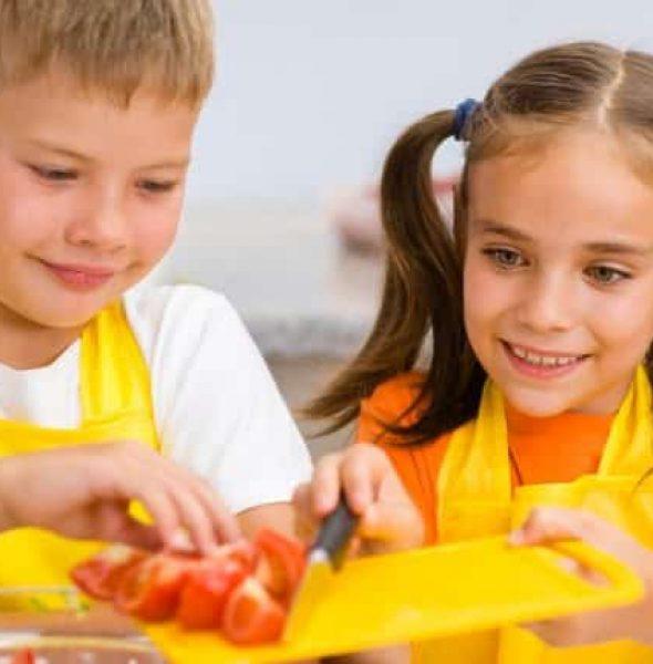 Colo «Top Chef !» – Cuisine Bio – Enfants 6 à 12 ans