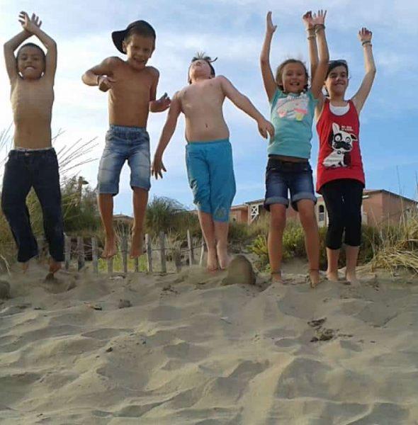 Colonie de vacances Les Petits Marins – 6 à 11 ans