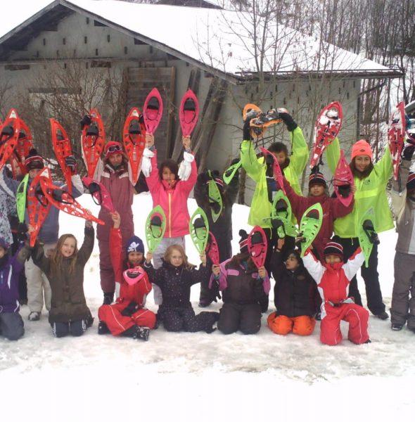 Une colo ski en Haute-Savoie – 6/12 ans