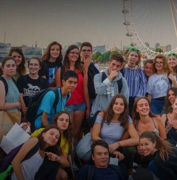 Séjour linguistique à Londres – 11/17 ans