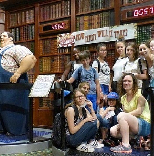Séjour linguistique «Harry Potter» – 11/15 ans