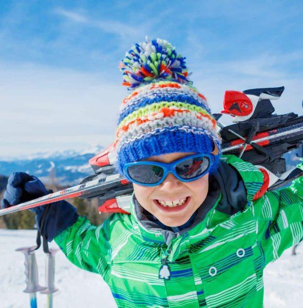 Colonie de vacances Ski «100% Alp'drénaline» – Enfants 6 à 13 ans
