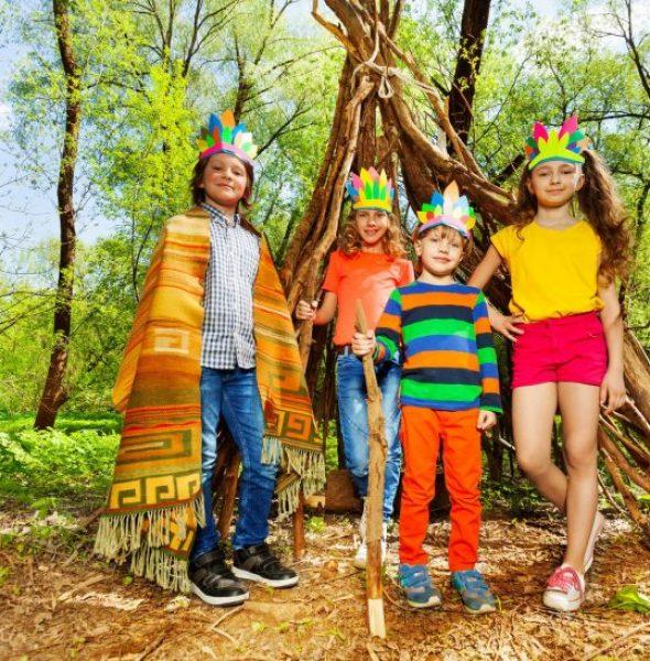 Colonie de vacances «En Avant l'Aventure !» – Enfants 6 à 12 ans