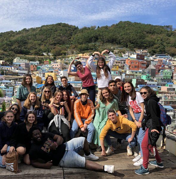 «Escapade Coréenne», un voyage initiatique en Corée. 14/17 ans