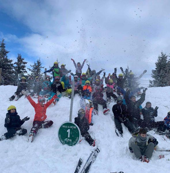 Une colo ski en Haute-Savoie – 6/14 ans