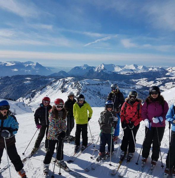Colo Gliss'Attitude – ski ou snow – 12/17 ans