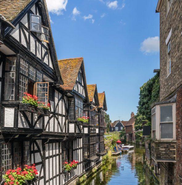 Séjour à Canterbury, Angleterre – 11/17 ans